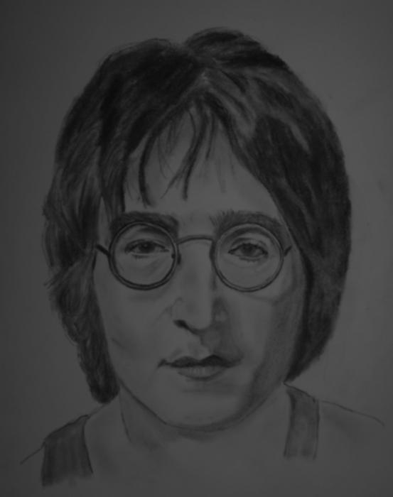 John Lennon par tmac1965